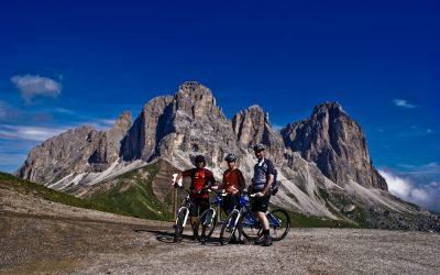 Tour del Sassolungo