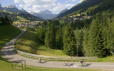 Dolomites Cycle Route